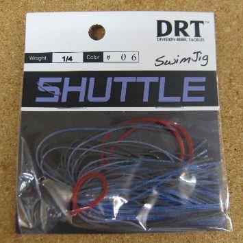 DRT シャトル1/4oz & 3/8oz 入荷しました。_a0153216_0152769.jpg