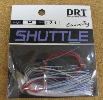 DRT シャトル1/4oz & 3/8oz 入荷しました。_a0153216_0154510.jpg