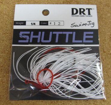 DRT シャトル1/4oz & 3/8oz 入荷しました。_a0153216_0161910.jpg