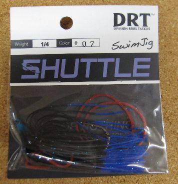 DRT シャトル1/4oz & 3/8oz 入荷しました。_a0153216_016824.jpg