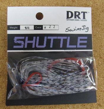 DRT シャトル1/4oz & 3/8oz 入荷しました。_a0153216_017454.jpg