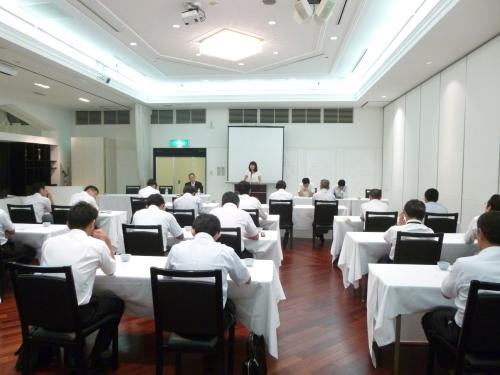 8月4日 推薦首長・議員報告会_c0104626_13550178.jpg