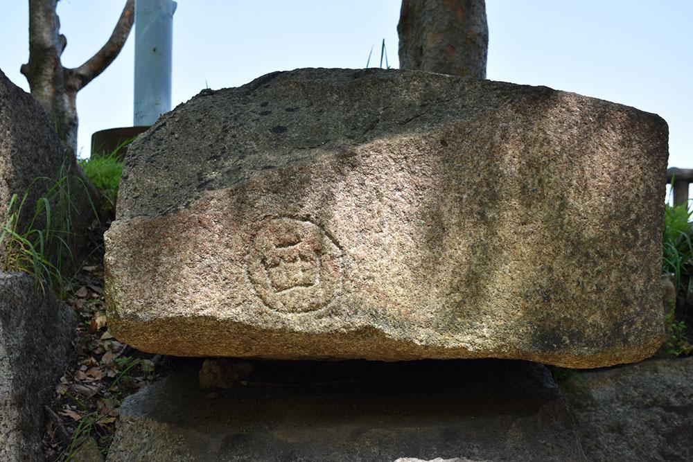 大坂の陣400年記念大坂城攻め その7 ~刻印石、巨石~_e0158128_1933396.jpg