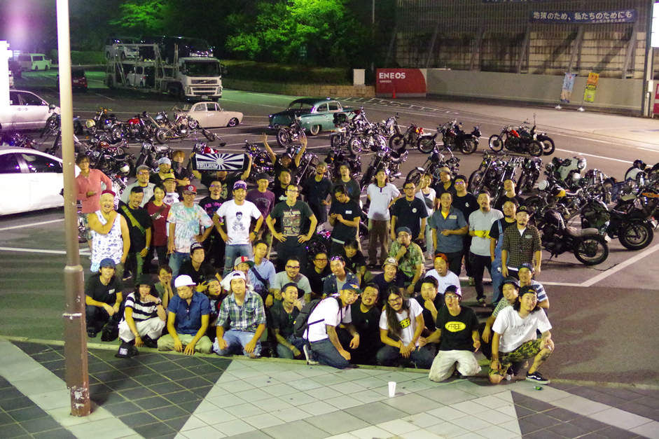 Studio free night run Vol1 ②_a0249931_10513841.jpg