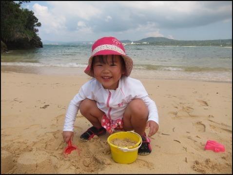 8月5日今日は万座でダイビング&ちびっこ浜遊び!!_c0070933_21412123.jpg