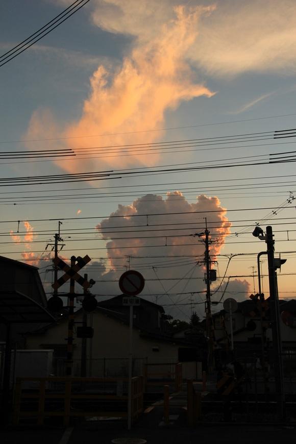 阪急箕面線 夏の季節。_d0202264_18565767.jpg