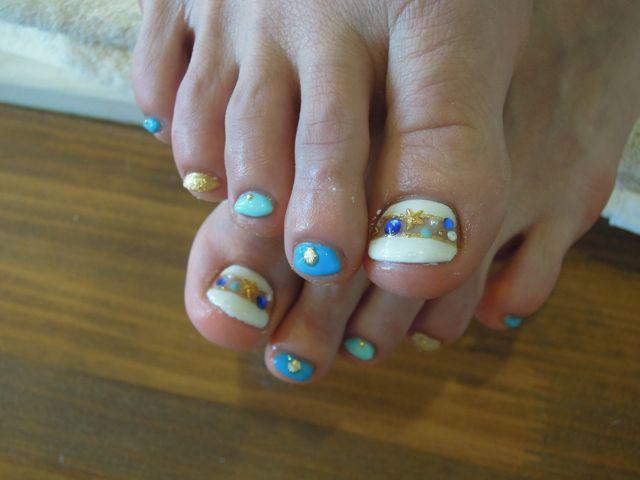 Marin Foot Nail _a0239065_11352146.jpg