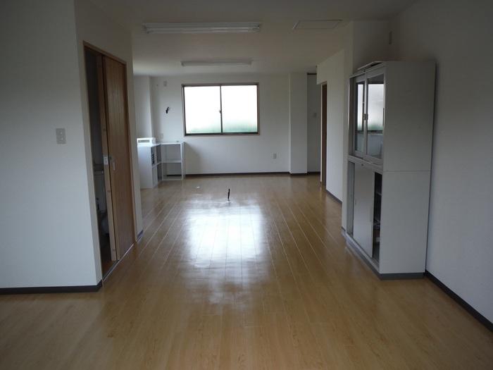 事務所の室内改装 ~ 事務所内完成_d0165368_16142657.jpg