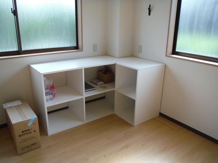 事務所の室内改装 ~ 事務所内完成_d0165368_16162966.jpg
