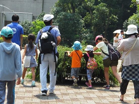 今年から始めた夏休み特別企画「竹取物語」_e0272869_23244863.jpg