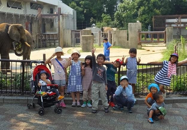 今年から始めた夏休み特別企画「竹取物語」_e0272869_23311274.jpg