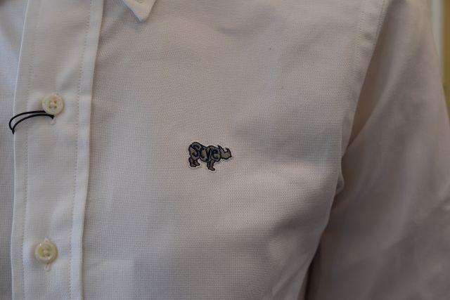 日々の中で ボタンダウンシャツ  ・ ・ ・    = Scye =_b0110586_15313610.jpg