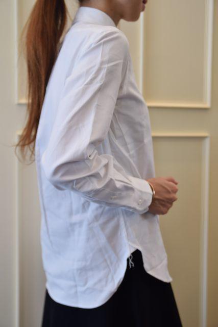 日々の中で ボタンダウンシャツ  ・ ・ ・    = Scye =_b0110586_17254317.jpg