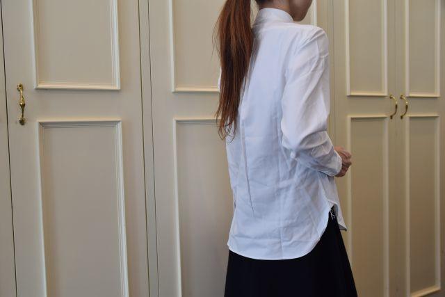 日々の中で ボタンダウンシャツ  ・ ・ ・    = Scye =_b0110586_17254926.jpg