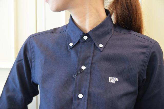 日々の中で ボタンダウンシャツ  ・ ・ ・    = Scye =_b0110586_17412163.jpg