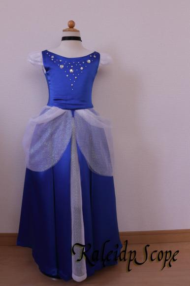 シンデレラのドレスを作りました  kaleidoscopeのScoop