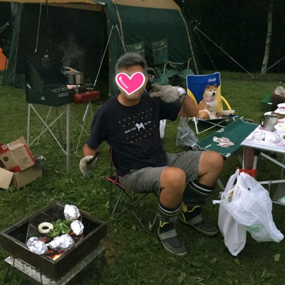 戸隠三日目③   ワンコが5匹_a0126590_23522338.jpg