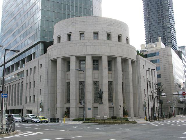 ーー、大阪証券取引所ビル!旧市場館が竣工、80周年!イベント!ーー_d0060693_17541139.jpg
