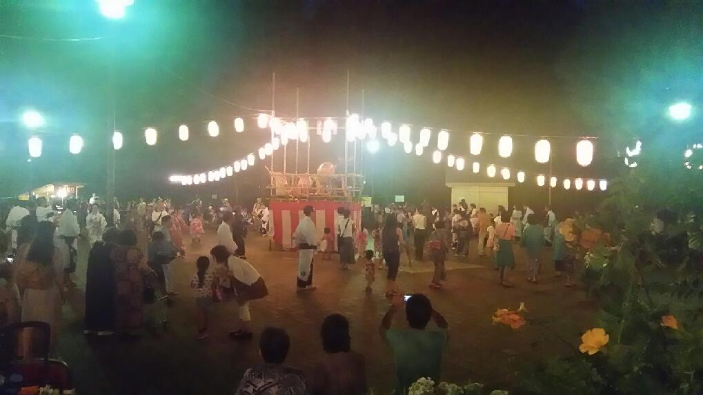 緑泉公園の盆踊りは毎年8月3日・4日午後7時から_c0092197_16135755.jpg