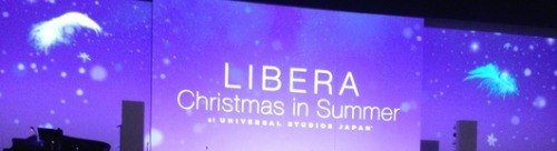 Libera Christmas in Summer♫•*¨*•.¸¸♪_c0203401_1614632.jpg
