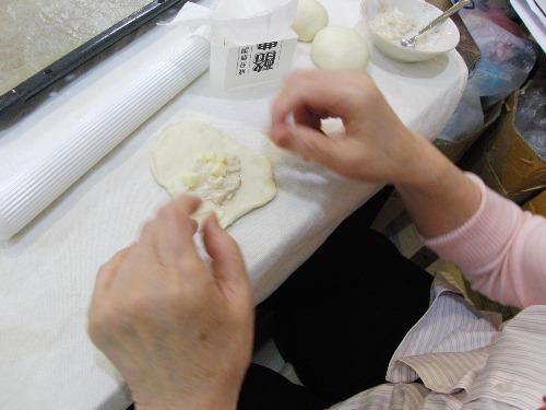 パンレク ~ こんがり焼きおにぎりパン ~_e0222340_15202494.jpg