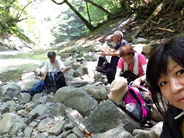ハイキング(西沢渓谷)_b0219170_13380092.jpg