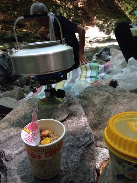 ハイキング(西沢渓谷)_b0219170_13382370.jpg