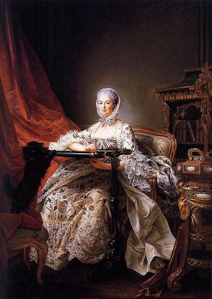 ポンパドゥール夫人:フランソワ=ユベール・ドルーエ_c0084183_1193318.jpg