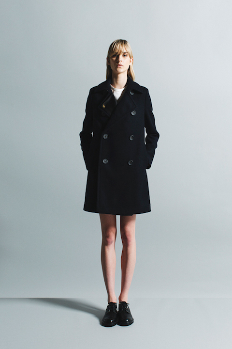 IN STORE NOW! THE RERACS PEACOAT_f0111683_15330302.jpg