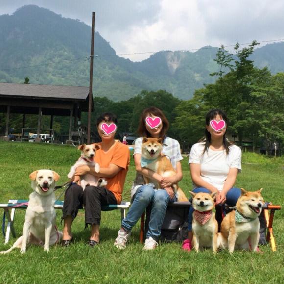 戸隠キャンプ四日目  みんな笑顔_a0126590_17361818.jpg