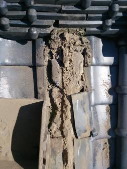 板橋区の徳丸で、屋根修理工事_c0223192_1730336.jpg