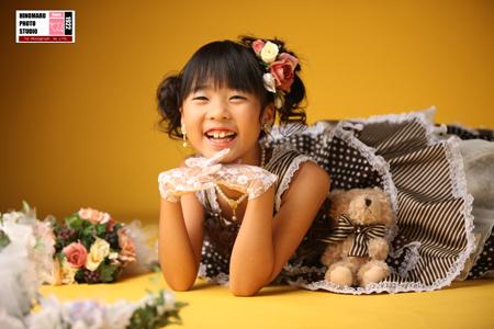 ゆみちゃん、りこちゃん☆ドレス_b0203705_16035312.jpg
