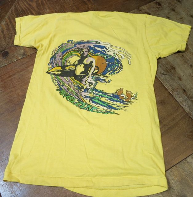 8/8(土)入荷!70s〜HANG TEN print on Pocket Tシャツ!_c0144020_15215860.jpg