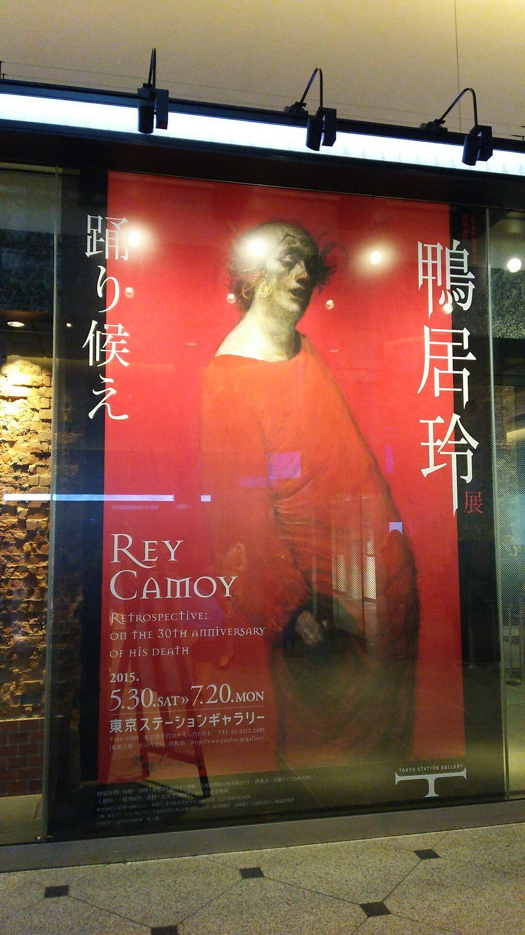 東京で美術館巡り_e0184224_16373485.jpg