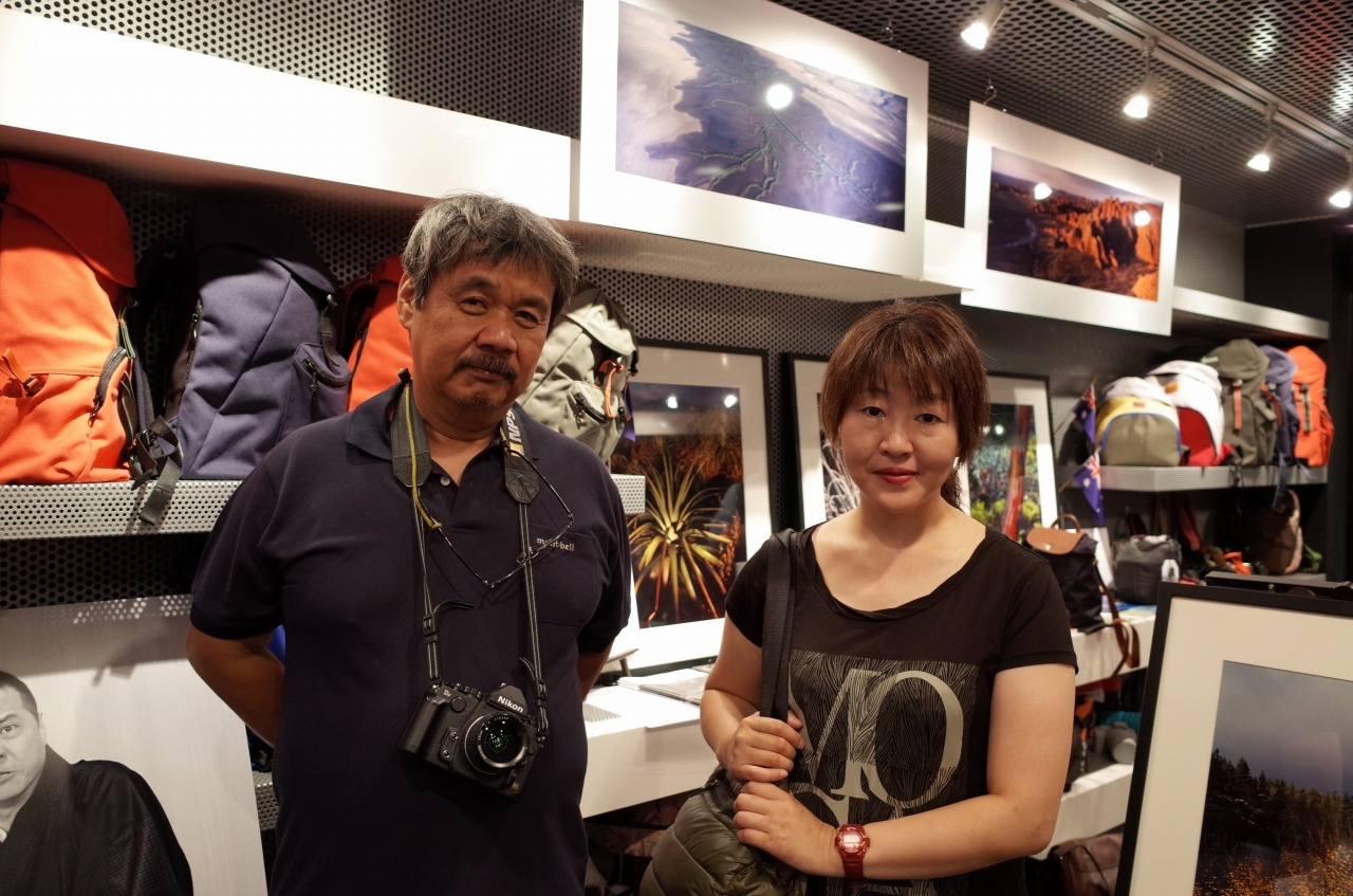 クランプラー銀座写真展 多くのお客様がお見えです_f0050534_07432674.jpg