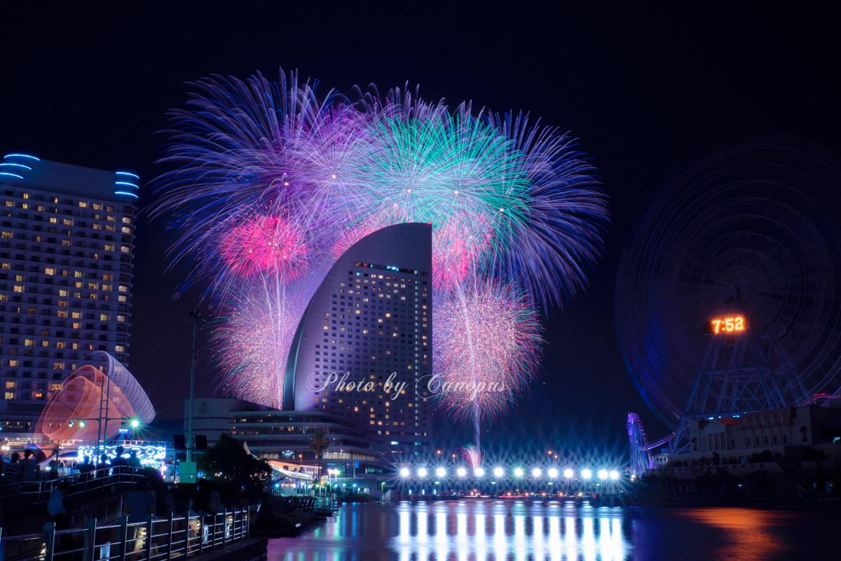 2015年 神奈川新聞花火大会_e0196140_21554539.jpg