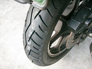 Z1-R前後タイヤ交換_a0064474_17483468.jpg