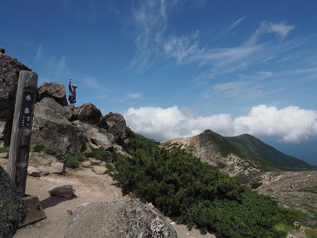 大雪3色登山、8月3日-2度目の緑岳編-_f0138096_11372715.jpg