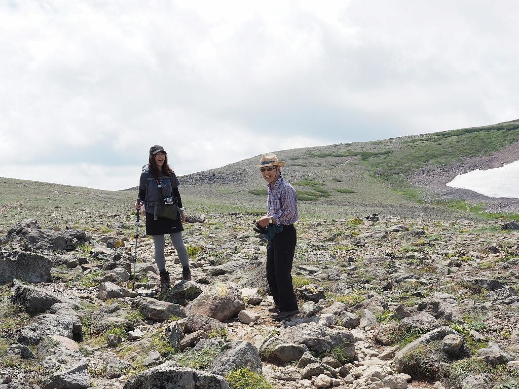 大雪3色登山、8月3日-2度目の緑岳編-_f0138096_1138955.jpg
