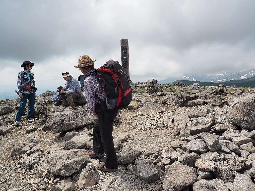 大雪3色登山、8月3日-2度目の緑岳編-_f0138096_1139748.jpg