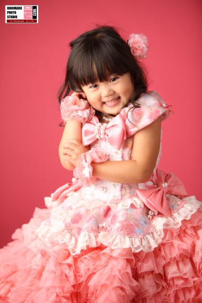 ここなちゃん☆ドレス_b0203705_17074835.jpg