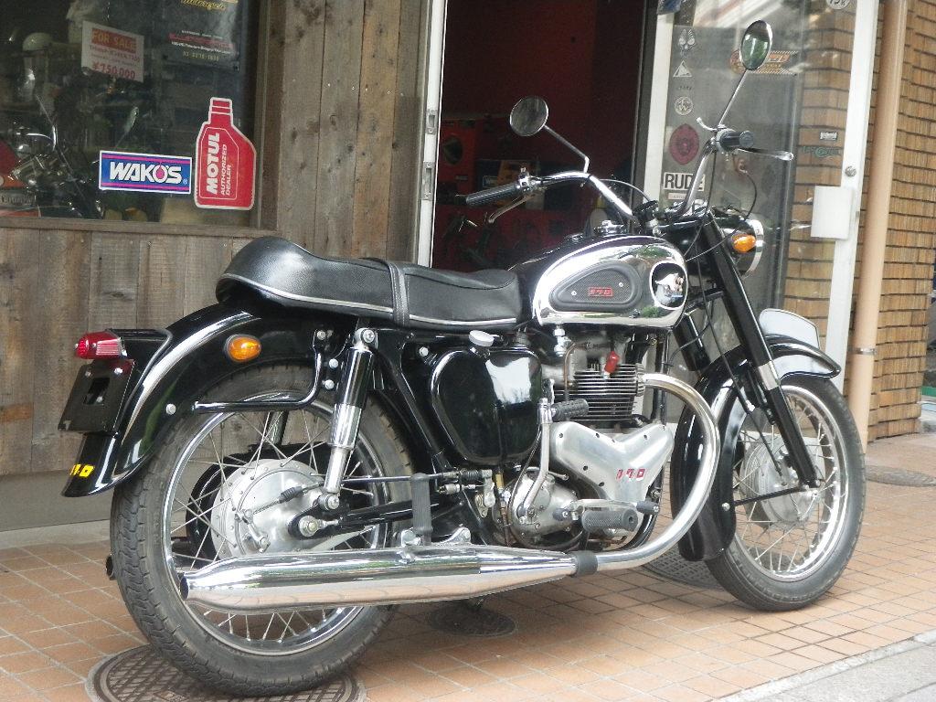 1963年式 メグロ K1(500cc)_e0325011_11122882.jpg