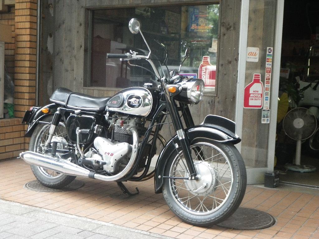 1963年式 メグロ K1(500cc)_e0325011_11123551.jpg
