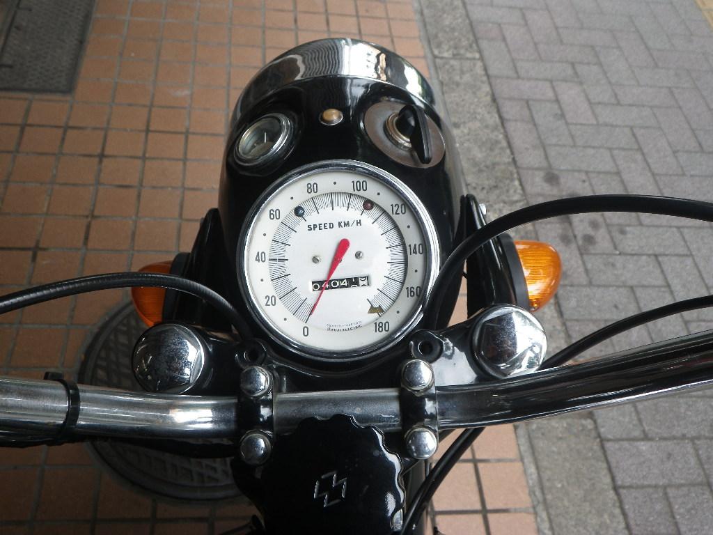 1963年式 メグロ K1(500cc)_e0325011_11124538.jpg