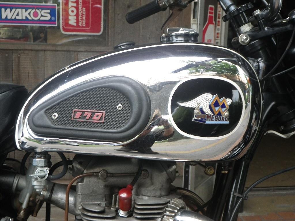 1963年式 メグロ K1(500cc)_e0325011_11125282.jpg