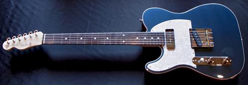 左用の「Suomi Blue MetallicのSTD-T 1本目」が完成!!!_e0053731_1841044.jpg