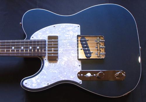 左用の「Suomi Blue MetallicのSTD-T 1本目」が完成!!!_e0053731_184129.jpg