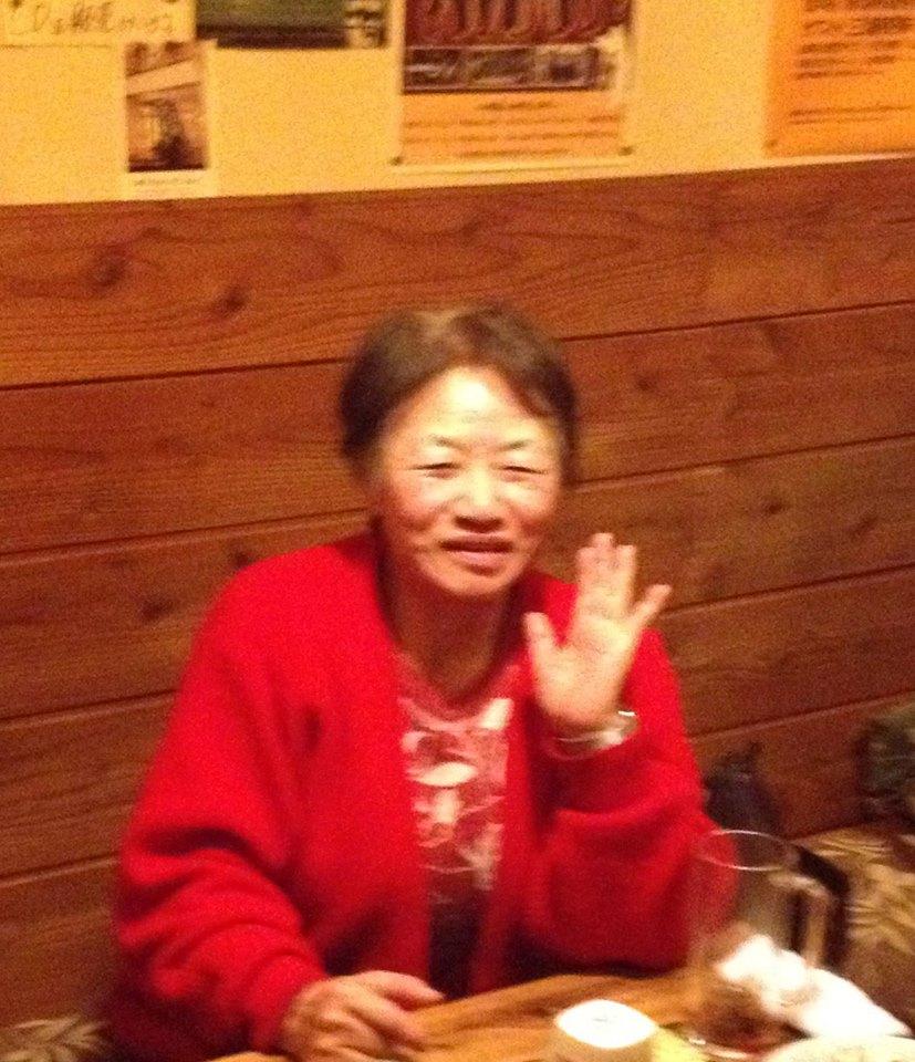 蔵織・日本画塾の熱心な塾生、新保としこ(71才)さんが自転車(ママチャリ)・日本一周_d0178448_16505172.jpg