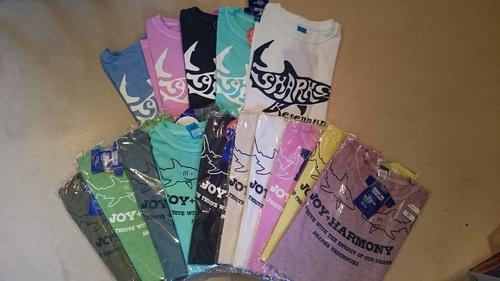 シャークス・オリジナルTシャツ_e0263052_11545436.jpg