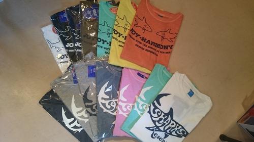 シャークス・オリジナルTシャツ_e0263052_11551078.jpg